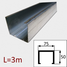 Профиль ПС-4 75/50 L=3м