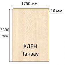 ЛДСП 16x3500x1750мм Клен Танзау