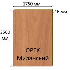 ЛДСП 16x3500x1750мм Орех Миланский