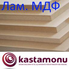 ЛМДФ 16x2800x2070 мм Kastamonu